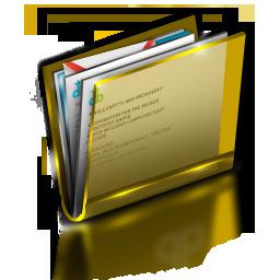 Filesfolder, Folder Icon