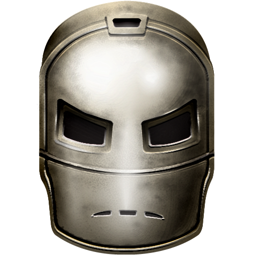 Helmet, Ironman Icon
