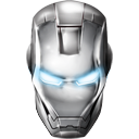 Helmet, Ii, Ironman, Machine, Rhodey, War Icon