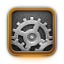 Alt, Settings Icon
