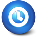 Clock, Cute, Time Icon