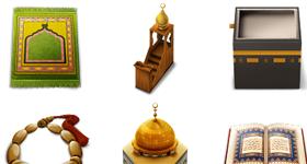 Style Islam Desktop Icons
