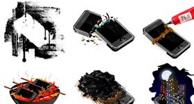 iPhones Icons