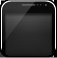 Galaxy, Nexus, Phone, White Icon