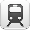 Schedule, Train Icon