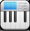 Alt, Piano Icon