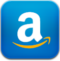 Amazon, White Icon