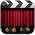 Films, Red Icon