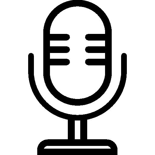 Micro, Vector Icon