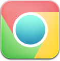 Chrome, Pastel Icon