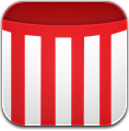 Flixter, Red Icon