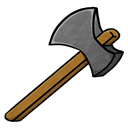 Axe, Stone Icon