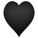 Cards, Heart Icon
