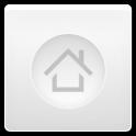 App, Drawer, Home, White Icon