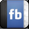 Alt, Book, Facebook Icon