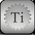 Backup, Titanium Icon