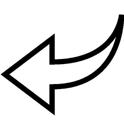 Alt, Arrow, Left, Vector Icon