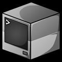 Computer, Cube Icon