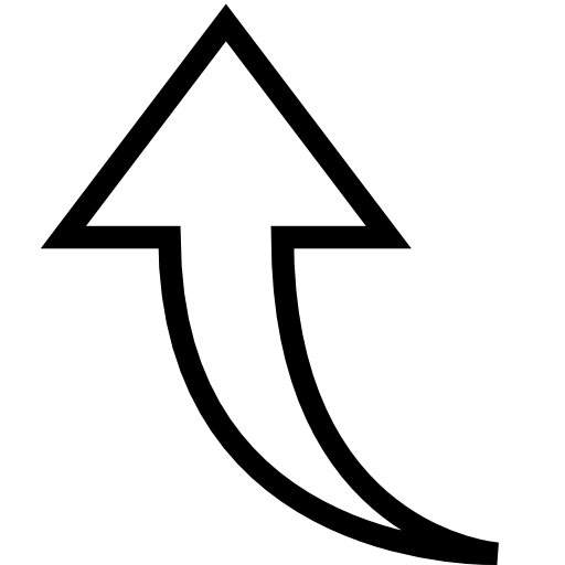 Alt, Arrow, Up, Vector Icon