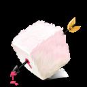 Arrow, Cube Icon