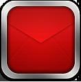 k, Mail Icon