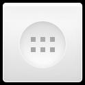 App, Drawer, White Icon
