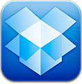 Copied, Dropbox Icon