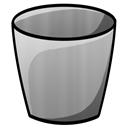 Bucket, Empty Icon