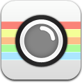 Camera, Cartoon Icon