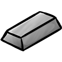 Ingot, Iron Icon
