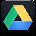 Dark, Drive, Google Icon