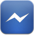 Fb, Messenger Icon
