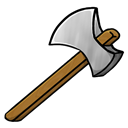 Axe, Iron Icon