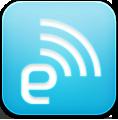 Blue, Engadget Icon