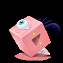 Cube, Eye Icon