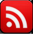 Google, Reader, Red Icon