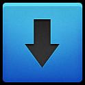 Blue, Downloads Icon