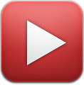 Play, Youtube Icon