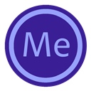 Adobe, Mediaencore Icon