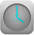 Clock, Ics Icon