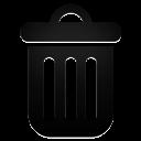 Close, Recyclebin Icon