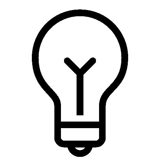 Idea, Vector Icon