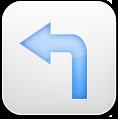 Left, Navigation Icon