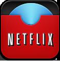 Dark, Disk, Netflix Icon