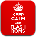 Calm, Flashroms, Keep Icon