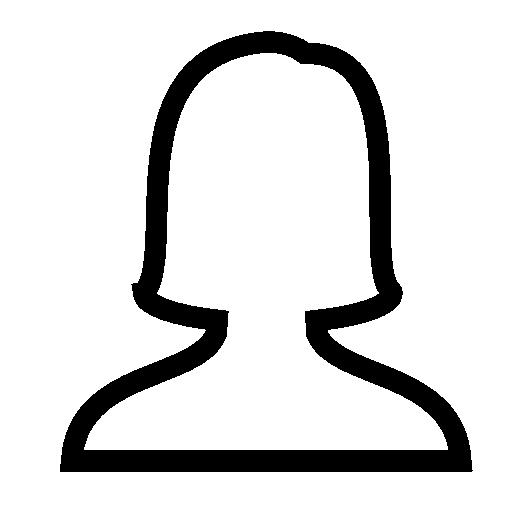 Alt, Female, User, Vector Icon