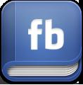 Book, Facebook Icon