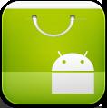 Green, Ics, Market Icon