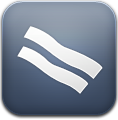 Bacon, Reader Icon