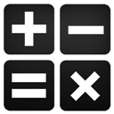Calculator, Modern Icon